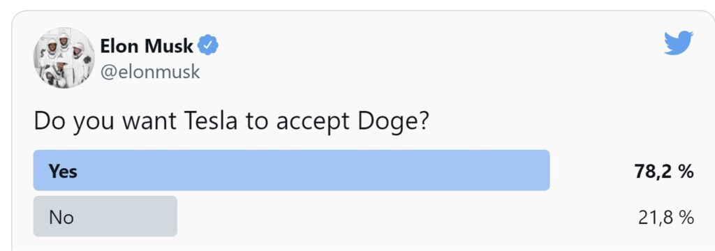 Tesla will start accepting Dogecoin: rumors vs reality