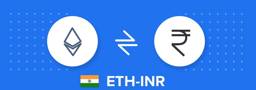 ETH to INR Converter